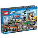乐高LEGO 城市系列城市广场 60097