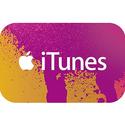 $100 iTunes 礼卡