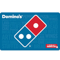 Buy a $30 Domino's Pizza Gift Card for Only $25