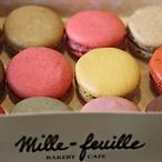 纽约Mille-Feuille 12个马卡龙