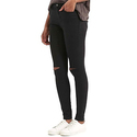 Topshop Moto Leigh Ripped Skinny Jeans