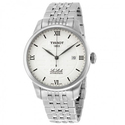 Tissot T-Classic Le Locle Silver Dial Stainless Steel Men's Watch