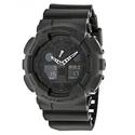 卡西欧G-Shock 经典系列黑色表盘男士手表
