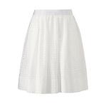 女士镂空图案短裙