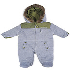 Weatherproof Snowsuit