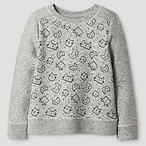 Toddler Girls Sweatshirt