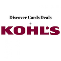 $10 Kohl's Cash for Discover Card Holders