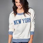 Reversible Logo Sweatshirt