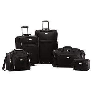 Samsonite Nobscot 5-Piece Set Luggage