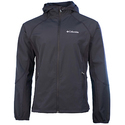 Columbia Men's Five Alarm Softshell Full Zip Hoodie