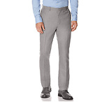 Slim Fit Twill Grey Suit Pant