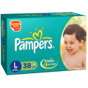 Jet: $10 off $35 Purchase of Pampers Diapers