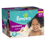 Pampers Cuirsers Diapers 54