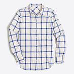 Flannel Shirt Boy Fit