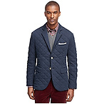 Two Button Quilted Blazer