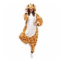 Giraffe Homewear Flannel Fleece Pajamas