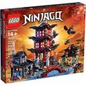 Lego Ninjago Temple of Airjitzu Set