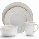 Food Network Fontina 4 pc Place Setting