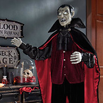 Animated Life Size Vampire