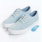 UO Washed Denim Sneaker