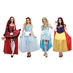 Storybook Heroines Costumes