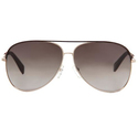 Marc by Marc Jacobs Aviator Unisex Sunglasses