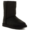 UGG Australia Classic Short Leather UGGpure(TM) Lined Boot