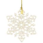 2016 Snowflake Ornament