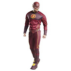 The Flash Muscle Costume