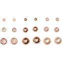 H&M 9 pack Earrings