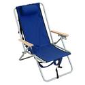 RIO Brands Steel Beach Chair
