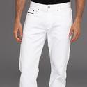 U.S. POLO ASSN. Slim Straight Five-Pocket Jeans