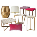 Target: 30% OFF Accent Furniture