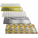 24 Rolls All-Occasion Gift Wrap Paper Variety Pack