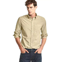 True Wash Solid Standard Fit Shirt