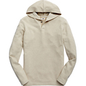 Joseph Abboud Twisted Terry Hoodie