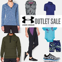 Under Armour End of Season Sale: Extra 25% OFF Select Styles
