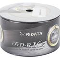 RiDATA Magic Silver 4.7 GB 16X DVD-R 50 Packs