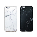 N-Green Marble Stone Cool Soft Bumper Case for iPhone