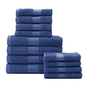 The Big One 12-pc Bath Towel Value Pack