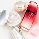 Shiseido 15% OFF with Select Skincare Products