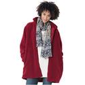 Jacket in Berber Fleece