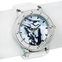 Star Wars Men's Wristwatch White/Silver