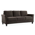 Lifestyle Solutions Westin Curved Arm Sofa