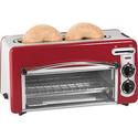 Hamilton Beach Toastation 2-in-1 2-Slice Toaster Oven