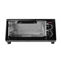 Black & Decker 4‑slice Toaster Oven