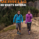 Merrell: 20% OFF All Merrell Clothing
