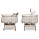 Delta Children Rocking Bassinet