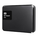 WD 4TB Black My Passport Ultra Portable External Hard Drive