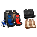 Faux Leather Auto Accessory Set